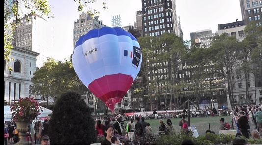 Taste-Of-France-Bryant-Park-Balloon