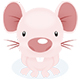 feng-shui-peach-blossom-rat
