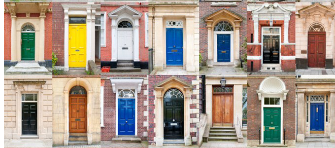 Feng shui the front door direction for Feng shui home entrance direction